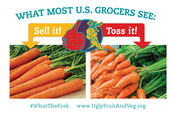 #WhatTheFork Whole Foods and Walmart? It's Time To #LoveUglyFood